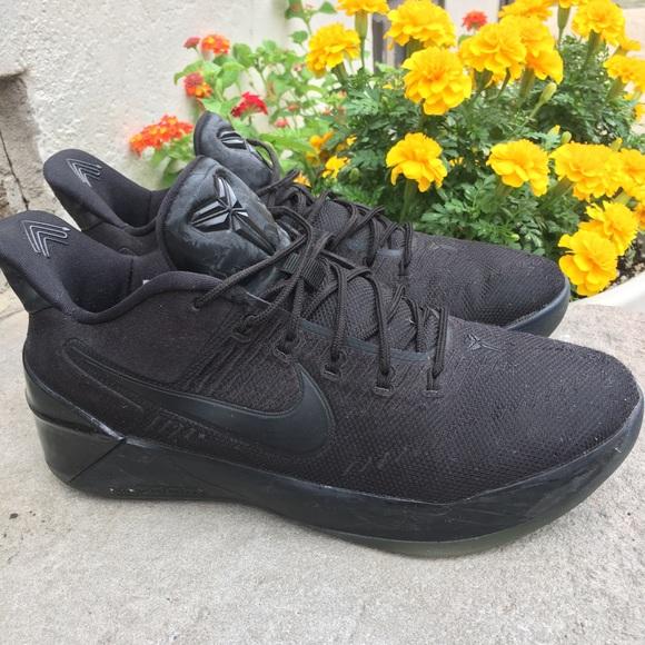 new arrival 1b51b 64a54 Nike Kobe Bryant AD triple black 🏀